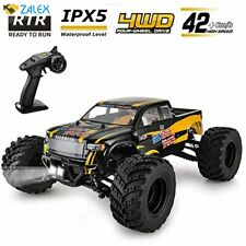 BEZGAR Hobbyist Grade 4x4 Waterproof RC Car, 1:12 Large Size Off Road Remote Con