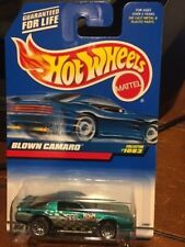 1999 Hot Wheels Blown Camaro #1083
