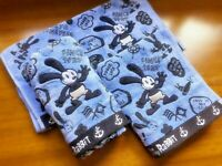 Disney Oswald The Lucky Rabbit Face Towel Bath Towel 78cm*34CM Kid Adult 1pc