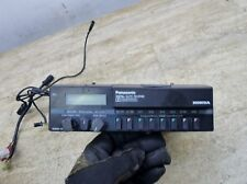 1986 Honda Goldwing GL1200 Aspencade H1100-2. AM FM radio cassette player