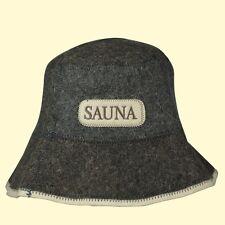 Cappuccio feltro saunahut Sauna Sauna Sauna BERRETTO ha баня сауна ШАПКА