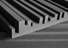 "Auralex 4METRO 4"" Studiofoam Metro (6 2' x 4' Panels) Acoustic Treatment"