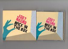 Joey Negro - Back In The Box - 2CD NEUWERTIG - HOUSE - TBFWM