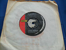 Donna Douglas - The Message in a Bottle / If this is Love - Piccadilly 7N35031