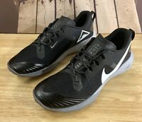 Nike Air Zoom Terra Kiger 5 Trail Running Shoes Black AQ2219-001 - Men's Sz 10.5