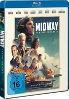 Midway - Für die Freiheit (2019)[Blu-ray/NEU/OVP] von Roland Emmerich