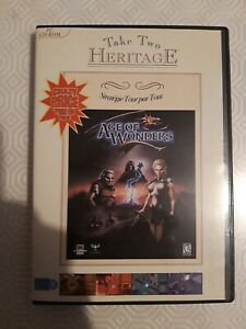 Age of Wonders - Take Two Heritage (PC, 2002, FR)