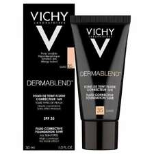 VICHY DERMABLEND 16HR FLUID CORRECTIVE FOUNDATION 35_SAND/SPF 30ml 1.0 FL.OZ.