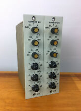 PAIR (2x) Vintage LOMO K4K EQ Equalizer Filter USSR