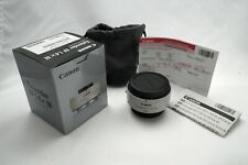 Canon Extender EF 1.4x III Lens (USA) EXCELLENT CONDITION Teleconverter