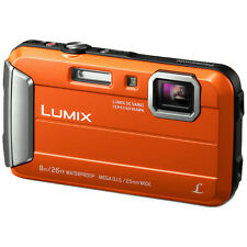 Panasonic Lumix Ft30 16mp Waterproof Digital Action Camera