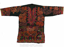 Silk Clothing Antique Embroidery