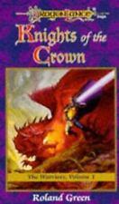 Knights of the Crown (Dragonlance Warriors, Vol. 1) Green, Roland Mass Market P