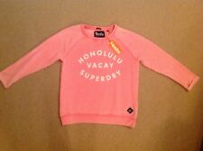 Superdry tshirt 3/4 sleeves size S
