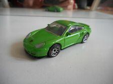 Matchbox Porsche 911 Turbo in Green