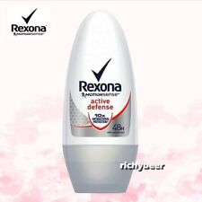 1x50 ML. Rexona Roll On Active Defense 10x Motionsense Anti Bac Deodorant 48 Hr.