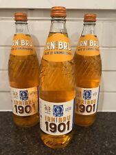 Irn Bru 1901 FULL SUGAR ORIGINAL RECIPE LIMITED EDITION - Scottish Seller!