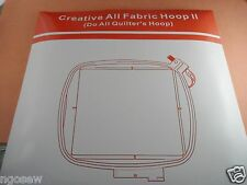 All Fabric Hoop II 150x150mm PFAFF Creative 2.0/4.0 Vision Sensation #920115096