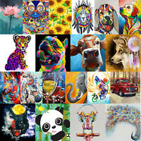 5D DIY Full Drill Diamond Painting Embroidery Mosaic Craft Kit Home Decoration