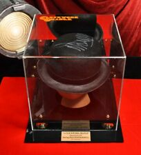 "Signed MALCOLM McDOWELL ""CLOCKWORK ORANGE"" Autograph HAT, DVD, Radtke COA, UACC"