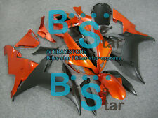 Orange INJECTION Fairing Plastic Fit Yamaha YZF-R1 2002-2003 013 A6