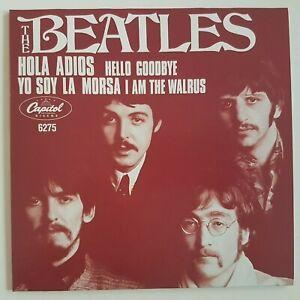 "THE BEATLES 2019 : HELLO GOODBYE ♦  MEXICO 1967 (Remastered 7"")"
