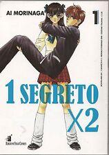 1 SEGRETO X 2 N° 1- AI MORINAGA