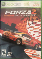 Forza Motorsport 2 Xbox 360 Game Kids Car Racing