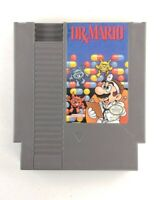 Dr. Mario (Nintendo Entertainment System, 1990) Good, Cartridge Only, *TESTED*