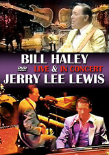 DVD Bill Haley e Jerry Lee Lewis In Concert