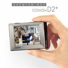 [Cowon] Cowon D2+ D2 PLUS (4 GB) Digital Media Player Premium MP3 Player