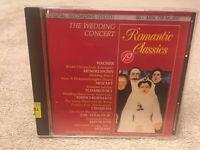 The Wedding Concert Romantic Classics Classical 60+ Min CD 88 Playgraded M-