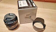 Lens Canon EF 28mm f/1.8 USM + Parasol