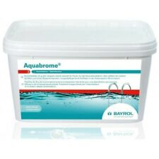 Brome Bayrol AquaBrome Pastilles 20 G. Désinfection Piscine 10 kg
