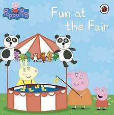 Peppa Pig: Fun at the Fair by Penguin Books Ltd (Hardback, 2011)