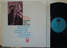 WILLIS JACKSON Headed & Gutted NM 1974 MUSE LP Shrink MICKEY TUCKER-BOB CRANSHAW
