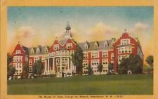 Postcard The Mount St Mary College for Women Manchester NH