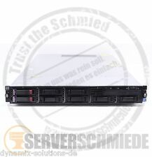 HP Proliant DL165 G7 8x SFF 16GB 4x 4GB 2x AMD 16-Core 6272 2,1GHz Raid Server