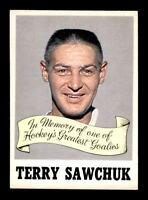 1970-71 O-Pee-Chee #231 Terry Sawchuk Memorial Award EXMT+ X1359388