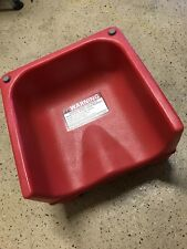 Cambro 200 Red Dual Seat Booster Seat without Strap Brand New