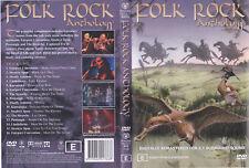 FOLK ROCK ANTHOLOGY - DVD Region 4 PAL