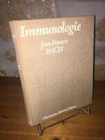 Immunologie par Jean-François Bach