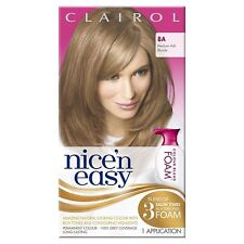 Clairol 'n Easy Color Blend Foam 8a Medium Ash Blonde