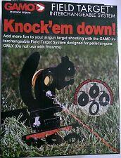 BSA Gamo Squirrel Target, 4 bullseye reducers 177 22 pellet air rifle gun pistol