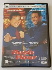 RUSH HOUR DVD LIKE NEW (#DVD001016)