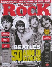 CLASSIC ROCK 46 2016 Beatles Simple Minds Blackmore Chris Robinson Jeff Beck