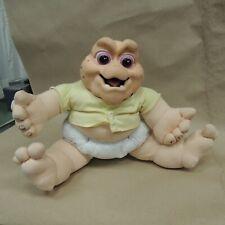 Vtg Talking Baby Sinclair ABC Dinosaurs Disney Hasbro Pull String 1991