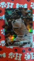 2018 TOPPS CHROME RAFAEL DEVERS SEPIA REFRACTOR (RC) BOSTON RED SOX