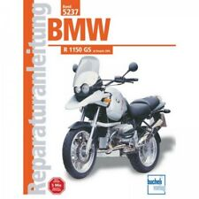 BMW R 1150 GS (2000-2003) Reparaturanleitung Bucheli Verlag