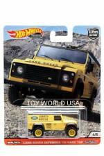 2020 Hot Wheels Car Culture Wild Terrain #4 Land Rover Defender 110 Hard Top